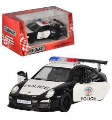 Машинка KT 5352 WP KINSMART, Полиция