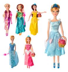 Лялька BLD 046-6-7 (288шт) DP, 29,5 см, аксесуар, 6 видів, в кульку, 11-37-4 см