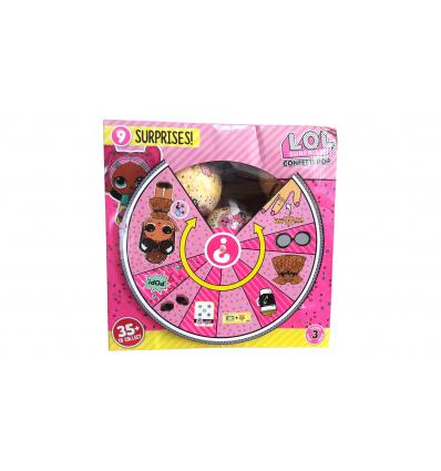 Кукла B 114809 LOL, шар