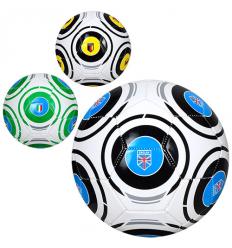 Мяч футбольный-5 EV 3286 Страны, в кульке
