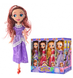 Кукла BQ 622 (1уп/12шт) DPS, 24 см, в дисплее