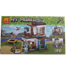 Конструктор 33078 Minecraft