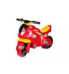 Мотоцикл 5118 для прогулок, красный
