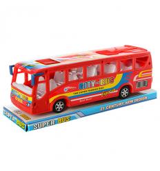 Автобус 522 инерционный, в слюде