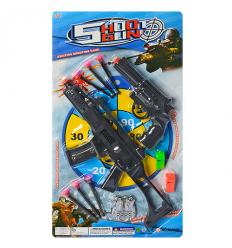 Набор оружия BJ 228-3 на листе