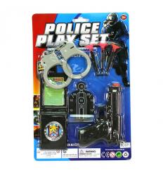 Набор полицейского 8065 на листе