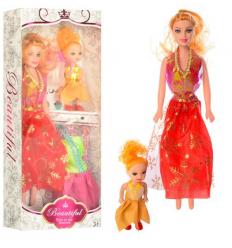 Кукла с нарядом 5835 A1 в коробке
