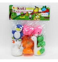 Пищалка 103-46 животные, в кульке