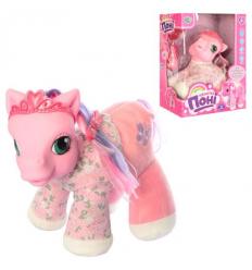 Лошадка M 1110 U/R Розовый пони, в коробке