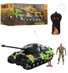 Танк AKX 523 A р/у, в коробке