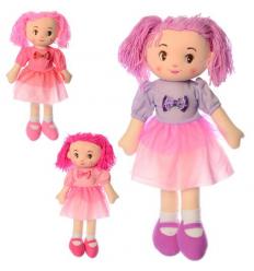 Кукла B 520 мягконабивная, в кульке