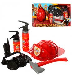 Набор пожарника XY 807 в коробке