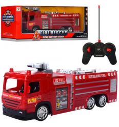 Пожарная машина 5330-1-2 р/у, в коробке
