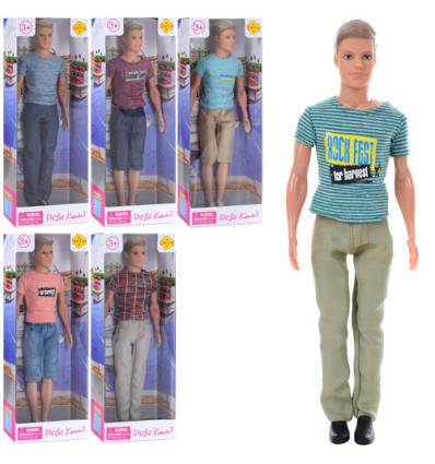 Кукла DEFA 8372 Кен, в коробке