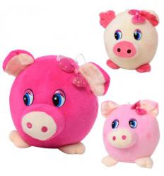 Мягкая игрушка MP 1702 свинка