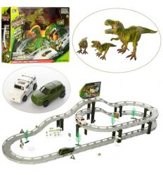 Трек CM 558-11 динозавры, в коробке