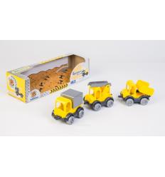 """Авто 39270 """"Тигрес"""", """"Kid cars"""", """"Будівничок"""", 3 шт, в коробке"""