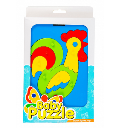 """Развивающая игрушка 39340 """"Тигрес"""", """"Baby puzzles"""", в коробке"""