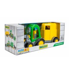 """Трактор 39349 """"Тигрес"""", багги с ковшом и прицепом, в коробке"""