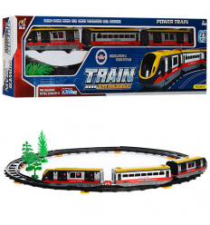 Железная дорога 2941 A на батарейках, в коробке