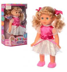 Кукла M 3883-1 S UA Даринка, в коробке