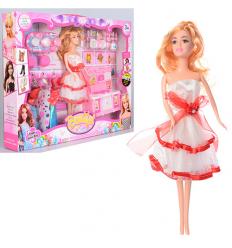 Кукла с нарядом V 134-1 в коробке
