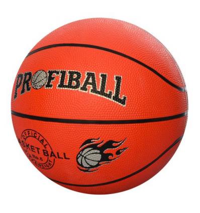 Мяч баскетбольный VA 0001-1 PROFIBALL размер 6