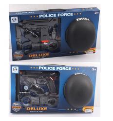Набор полицейского HSY - 020-21 в коробке