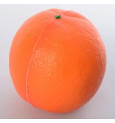 Игрушка MS 1890 Сквиши, апельсин, в кульке