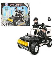 Конструктор 1223 Спецназ, в коробке