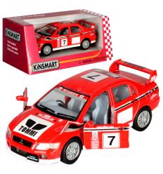 Машинка KT 5048 W KINSMART, инерционная, в коробке