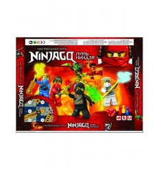 Игра настольная 0157 (20шт) Нинзяго в коробке