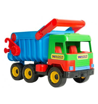 "Машина 39222 (5 шт),""Middle truck"",Самосвал,Тигрес"