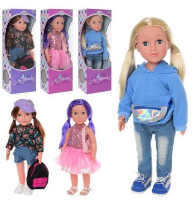 Кукла M 3920-22-23 UA в коробке