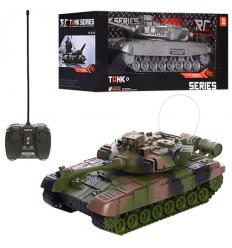 Танк XJ 13 р/у, в коробке