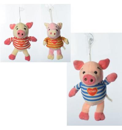 Мягкая игрушка MP 1698 Свинка