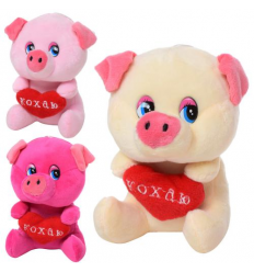 Мягкая игрушка MP 1703 Свинка