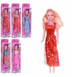 Кукла 6080-A1 в коробке