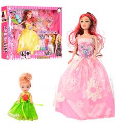 Кукла с нарядом 662 A в коробке