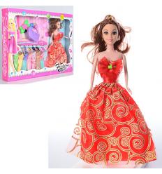 Кукла с нарядом JH 1116-4 в коробке