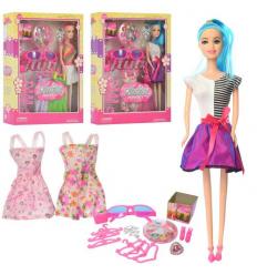 Кукла с нарядом WX 36-8 в коробке