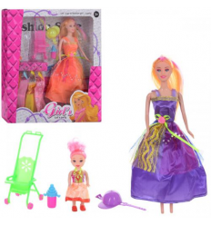 Кукла с нарядом YT 12006 в коробке