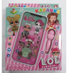 Телефон DT-032 H1 LOL,обучающий, в коробке