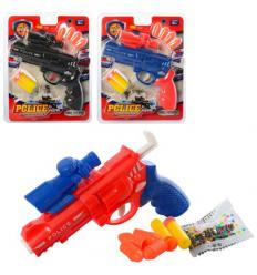 Пистолет 710-710-1 Полиция, на листе