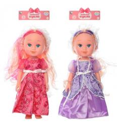 Кукла 170996 A на батарейках, в кульке