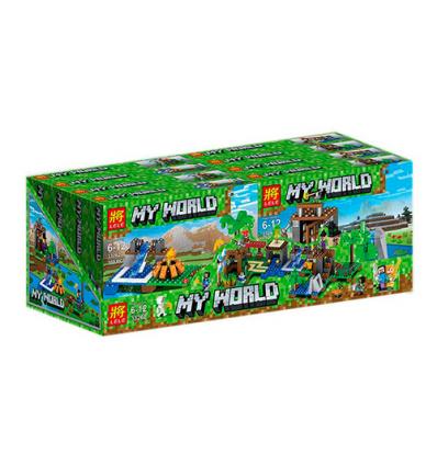 Конструктор 33262 Minecraft