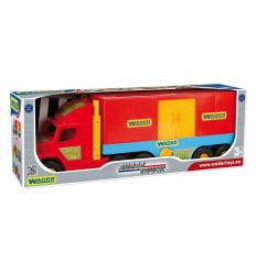 """Машина 36510 """"Тигрес"""", """"Super truck"""" фургон"""