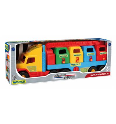 "Машина 36530 ""Тигрес"", ""Super truck"" мусоровоз"