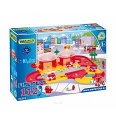 """Пожарный набор 53310 """"Тигрес"""", """"Kid Cars 3D"""", в коробке"""