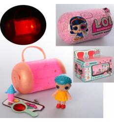 Кукла 588-15 LOL, в капсуле, в коробке